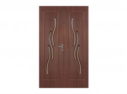 Uși de interior YH-050 Red Walnut 120 cm