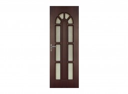 Uși de interior YH-034 Red Walnut 60 cm