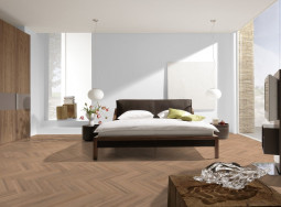 Паркетная доска Weitzer-Parkett Oak Kaschmir Nature PA  Strip 45