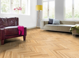 Паркетная доска Weitzer-Parkett Ash Natural PS  Strip 45