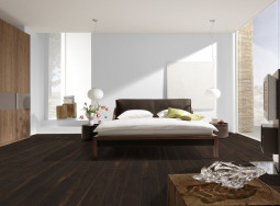 Паркетная доска Weitzer-Parkett Fumed Oak Melange Original PV B/Br  Quadra